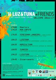 II LUZ&TUNA+FRIENDS - Welcome 2016/17