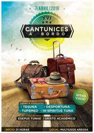 XVI Cantunices A BORDO